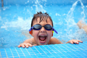 Children Swimming Safety
