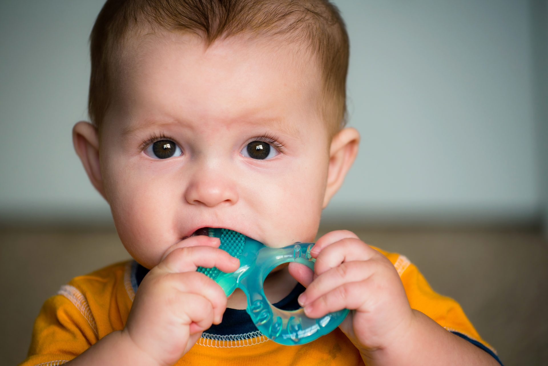 Toys For Teething : Teething the importance of infant teethbrushing kidds