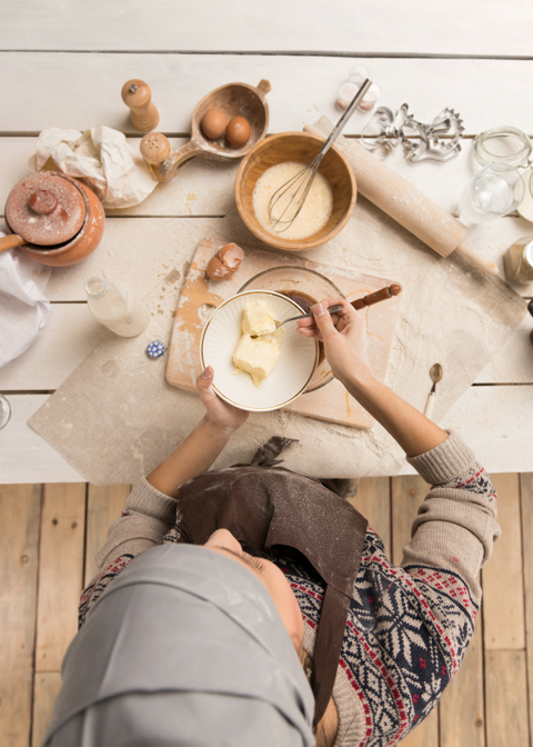 Cooking with Kids: Baking Substitutes