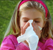 childrens seasonal allergies