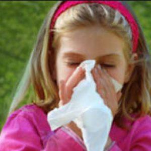childrens seasonal allergies